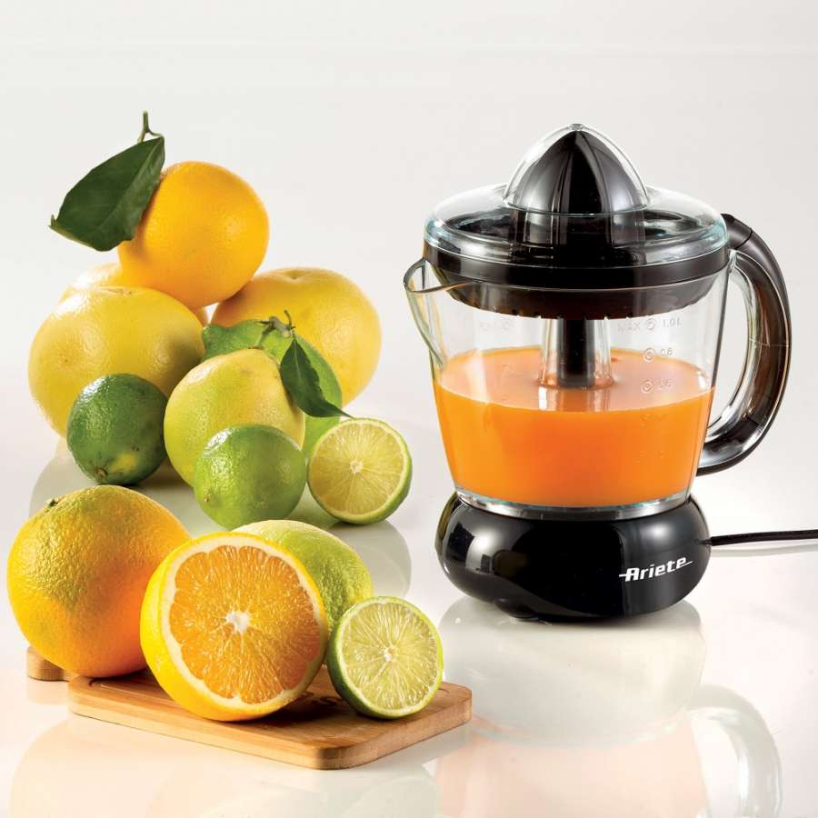 ARIETE 0415 CITRUS SQUEEZER BLACK