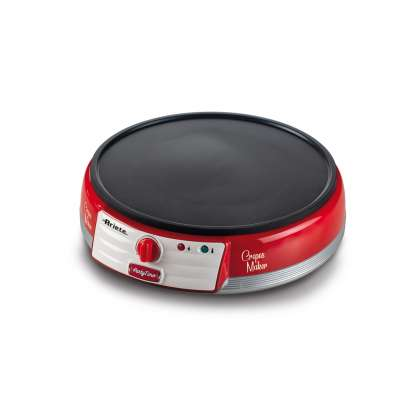ARIETE 0202/0 CREPES MAKER RED