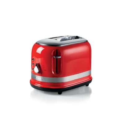 ARIETE 149/10 MODERNA TOASTER RED W/O PLIERS