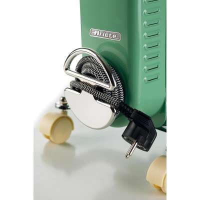 ARIETE 0838/04 OIL RADIATOR 9 FINS GREEN