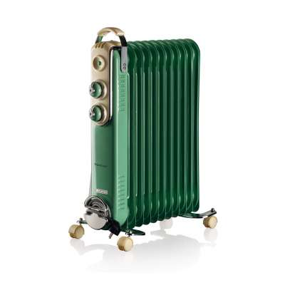 ARIETE 0839/04 OIL RADIATOR 11 FINS GREEN