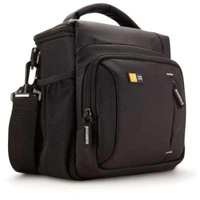 CASE LOGICTBC-409K Black Τσάντα Ώμου για DSLR