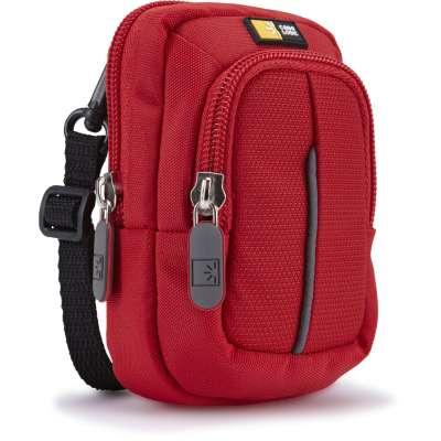 CASE LOGICDCB-302R Red Θήκη για Compact Μηχανή