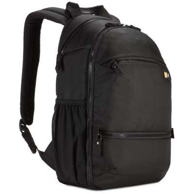 CASE LOGIC BRBP-104 Black Bryker Backpack DSLR small