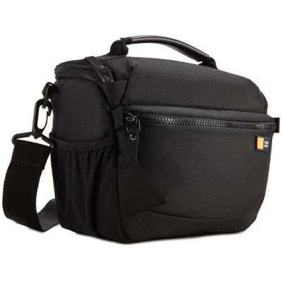 CASE LOGIC BRCS-103 Black Bryker Camera Case DSLR large
