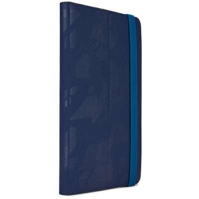 CASE LOGIC CBUE-1207 DRESS BLUE Surefit Folio for 7'' Tablets