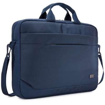 CASE LOGICADVA-116 Dark Blue Advantage Laptop Attache 15.6