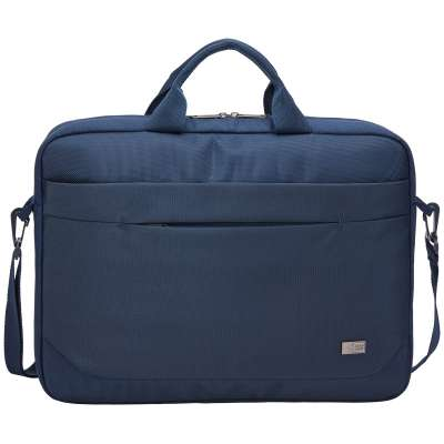 CASE LOGIC ADVA-116 DARK BLUE Advantage Laptop Attache 15.6