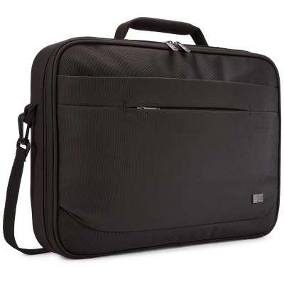 CASE LOGICADVB-116 Black Advantage Laptop Clamshell Bag 15.6