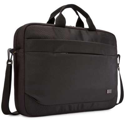 CASE LOGICADVA-116 Black Advantage Laptop Attache 15.6