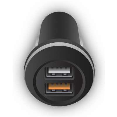CRYSTAL AUDIO QC2-3 QC3.0 port 3.5-6.5V 3A, 6.5-9V 2.4A,9V- 12V2A 3) Another USB port: 5V 1.5ADual U
