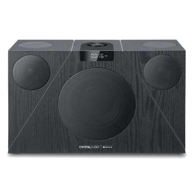 CRYSTAL AUDIO 3D-75 WiSound Speaker ΒΤ/ΗDMI/OPT/AUX Black