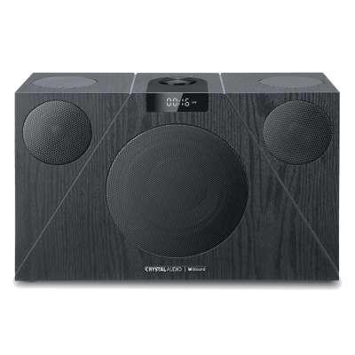 CRYSTAL AUDIO 3D-75 WiSound Speaker ΒΤ/ΗDMI/OPT/AUX Black