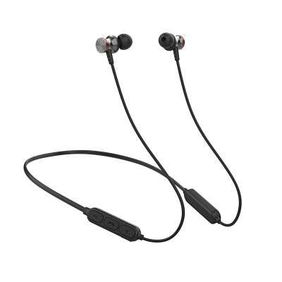 CRYSTAL AUDIO NB1-K BLACK BLUETOOTH IN-EAR NECKBAND HEADPHONES