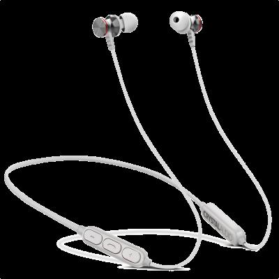 CRYSTAL AUDIO NB1-W WHITE BLUETOOTH IN-EAR NECKBAND HEADPHONES