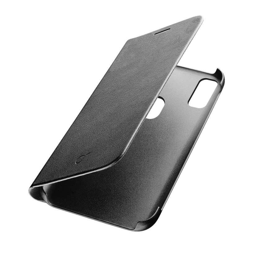 CL 350658 BOOKGALA20EK BOOK CASE GALAXY A20E BLACK