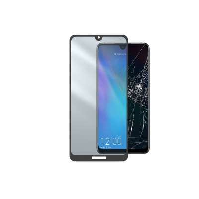 CL 344138 TEMPGCABY719K ANTI-SHOCK TEMPERED GLASS Y7 2019 BLACK