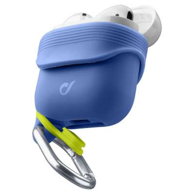 CL 355769 DYNAMICAIRPODSB DYNAMIC CASE AIRPODS 1 & 2 BLUE