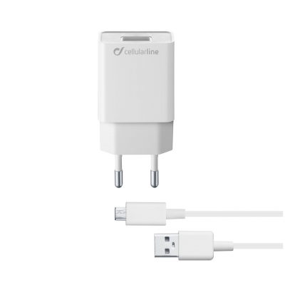 CL 304002 ACHSMKIT5WMUSBW CHARGER KIT SAMSUNG 5W MUSB WHITE