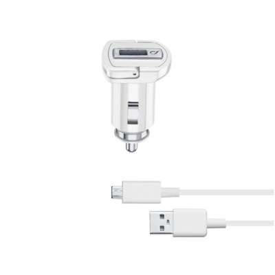 CL 304088 CBRSMKIT5WMUSBW CAR CHARGER KIT SAMSUNG 5W MUSB WHITE