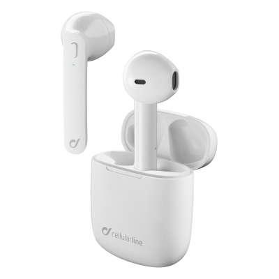 CL 359125 BTARIESTWSW EARPHONES BT TWS ARIES UNIV. WHITE