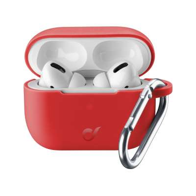 CL 371806 BOUNCEAIRPODSPROR CASE AIRPODS PRO RED