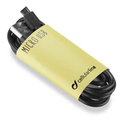 CL 349959 TAUSBDATA90CMMUSBK TECH AWAY MICRO-USB CABLE 0,9m