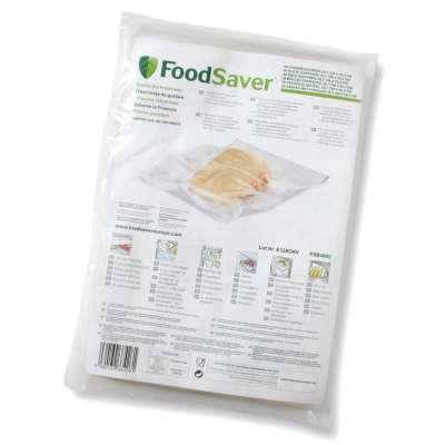 FoodSaver® pack w/48 vacuum seal bags 0,97 l (20x29 cm) - BPA FREE
