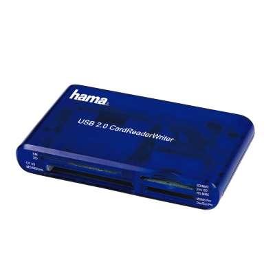 HAMA 55348 CARDREADER-WRITER 35 in 1 USB2