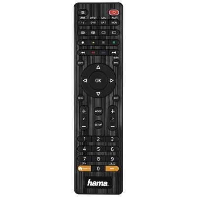HAMA 12307 S Universal 8in1 Remote Control