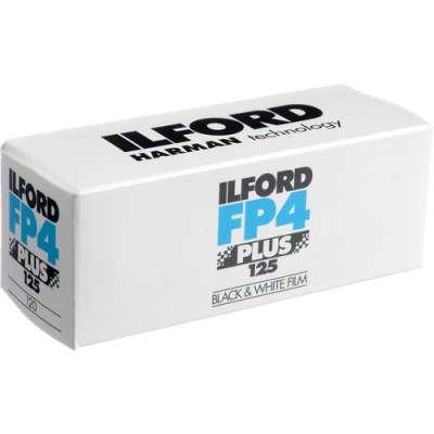 ILFORD 120 FP4 PLUS