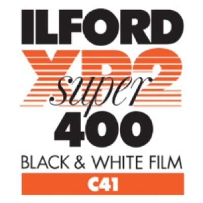 ILFORD 120 XP2 400 FILM