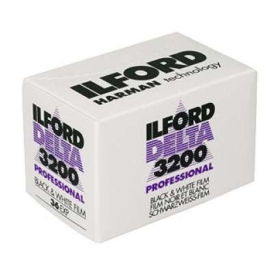 ILFORD 135-36 3200 DELTA PROF