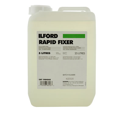 ILFORD RAPID FIXER 5Lit
