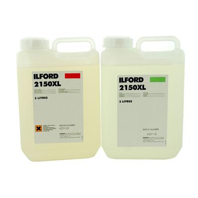 ILFORD 2150XL DEV+FIX Kit 2x3 lt