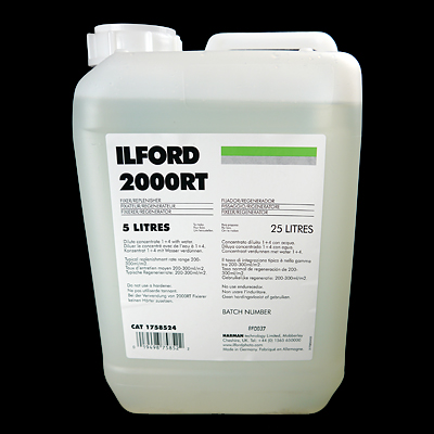 ILFORD 2000 RT FIXER REPL.5 LT