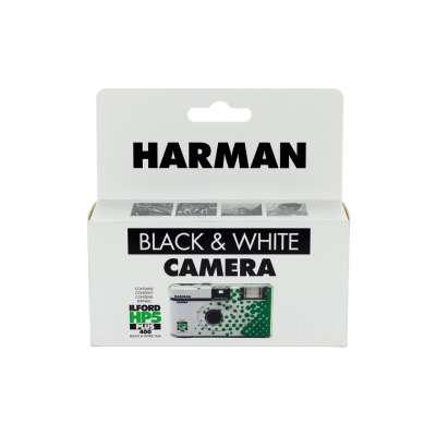 HARMAN (S) SINGLE USE CAMERA +HP5 135 24+3