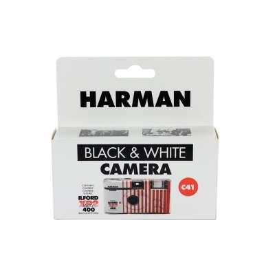 HARMAN (S) SINGLE USE CAMERA +FL XP2 135 24+3
