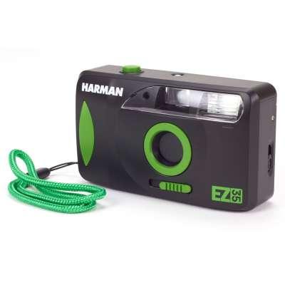 HARMAN (S) EZ35 MOTORISED CAMERA + 135-36 HP5