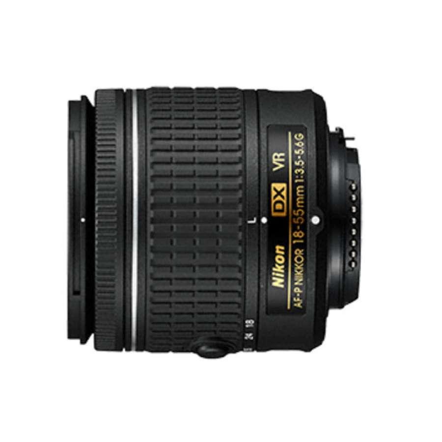 NIKON 18-55mm F3.5-5.6 DX AF-P VR G
