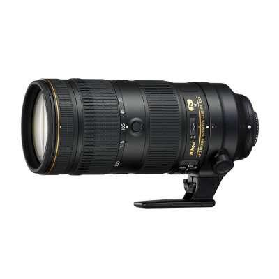 NIKKOR FX 70-200mm F/2.8E AF-S ED FL VR