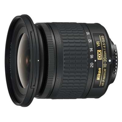 NIKKOR DX 10-20mm F/4.5-5.6 AF-P G VR