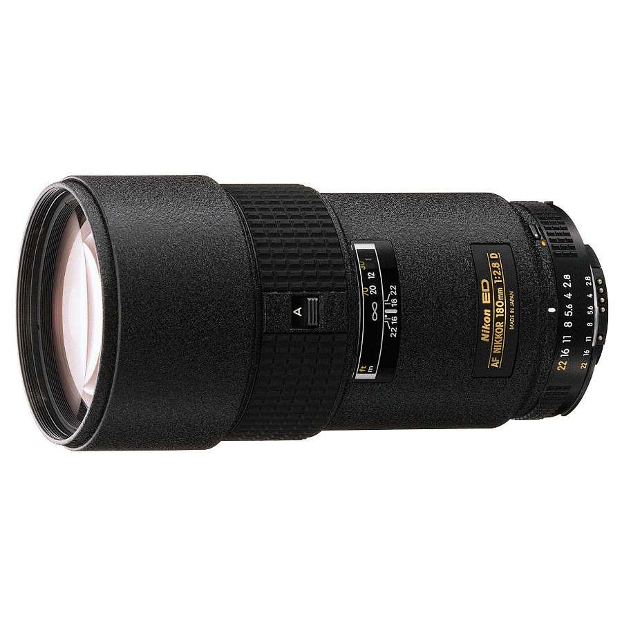 NIKON 180mm F2.8 FX AF D IF-ED