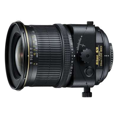 NIKON 24mm F3,5D ED PC