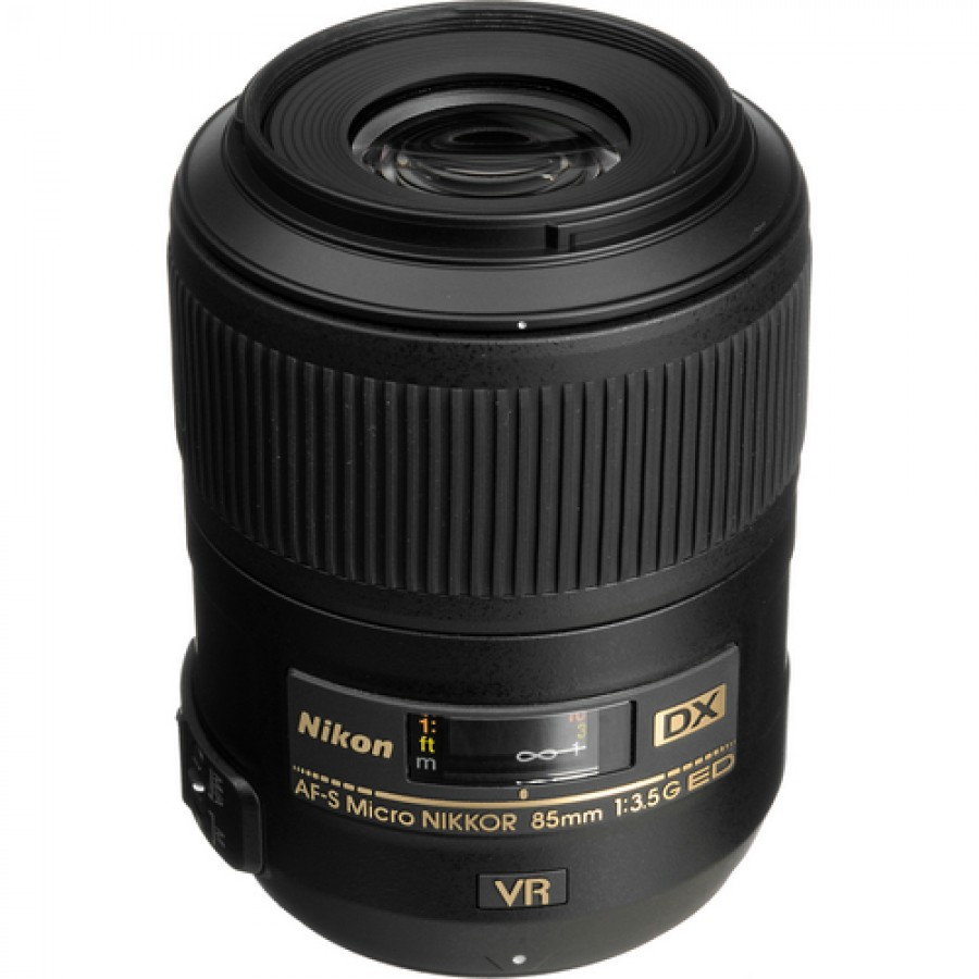 NIKKOR F DX MICRO 85mm F/3.5 AF-S G ED VR