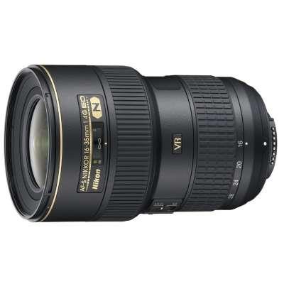 NIKKOR FX 16-35mm F/4 AF-S G ED NANO CRYSTAL VR