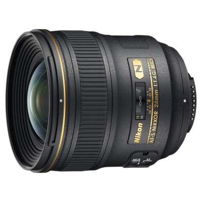 NIKKOR FX (S) 24mm F/1.4 AF-S G ED NANO CRYSTAL