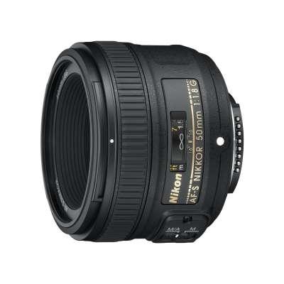 NIKKOR FX 50mm F/1.8 AF-S G