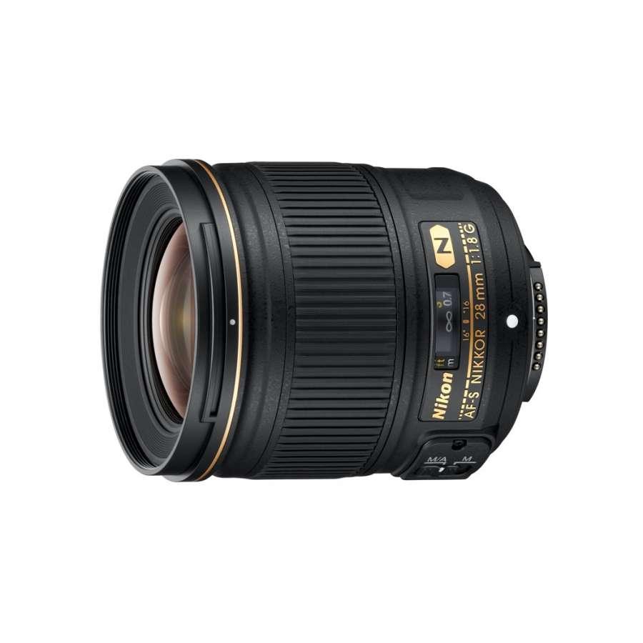 NIKKOR FX (S) 28mm F/1.8 AF-S G ED