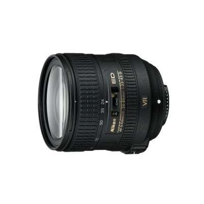 NIKKOR (S) FX 24-85mm F/3.5-4.5 AF-S ED VR